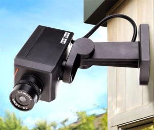Муляж камеры: повышаем его эффективность
