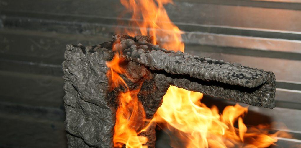 Огнезащитные краски – пассивная защита поверхности от возгорания