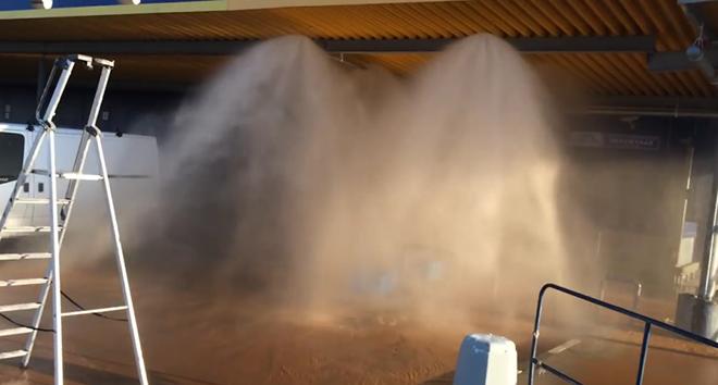 Водяная и порошковая системы пожаротушения: какая эффективнее и выгоднее?