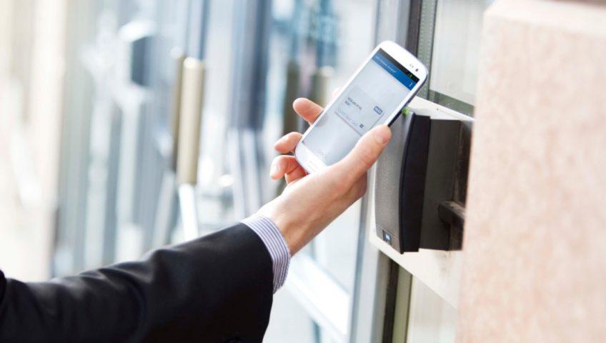 Управление доступом с телефона